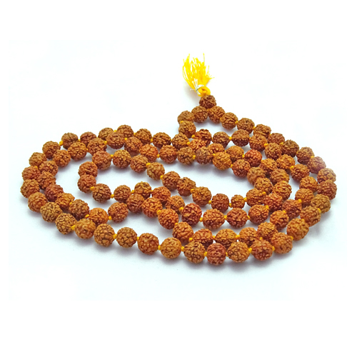 Rudraksha Malas of different kind and mukhas, 1-14 mukhi Shiva Shakti Mala