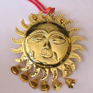 Divine Surya with Bells