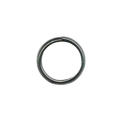 Black Horse Shoe Ring ( Set of 3 rings )