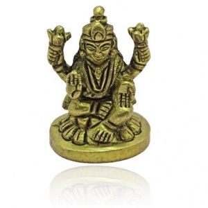 Lakshmi Idol - Small Round