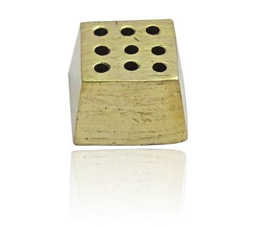 Square Incence Stick Holder